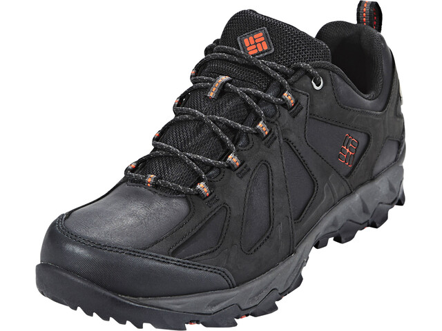 Columbia Peakfreak XRCSN II Low Outdry Shoes Herren black/super sonic